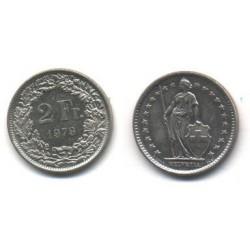 (21a.1) Suiza. 1979. 2 Francs (SC)