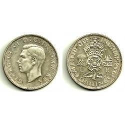 (855) Gran Bretaña. 1945. 2 Shillings (MBC)