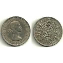 (906) Gran Bretaña. 1967. 2 Shillings (BC)
