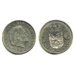 (191) Países Bajos. 1978. 2 ½ Gulden (MBC)