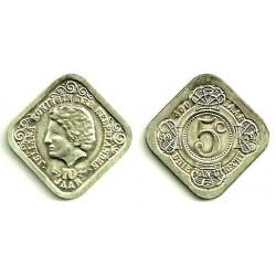 Países Bajos. 1979. 5 Cents (SC)