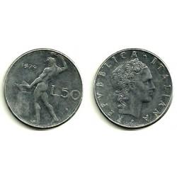 (95.1) Italia. 1979(R). 50 Lira (EBC)