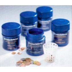 Líquido limpia-monedas Cobre, Láton, Níquel y Bronce.