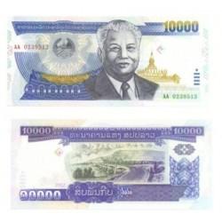 (35) Laos. 2002. 10000 Kip (SC)