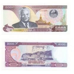 (34.a) Laos. 1997. 5000 Kip (SC)