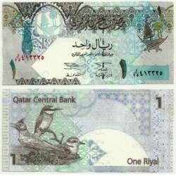 (20) Qatar. 2003. 1 Riyal (SC)