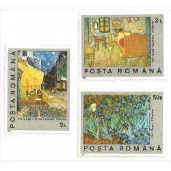 Rumania. Serie Pintura de Van Gogh