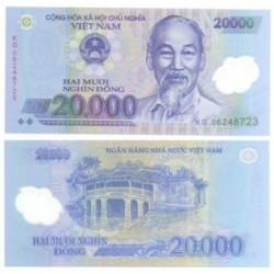 Viet Nam. 20000 Dong (SC)