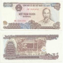 (117) Viet Nam. 1994. 100000 Dong (MBC)