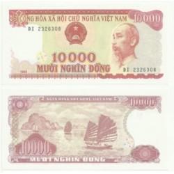 (115) Viet Nam. 1993. 10000 Dong (SC)