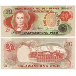 (162.c) Filipinas. 20 Piso (SC)