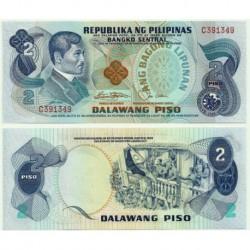 (159c) Filipinas. 2 Piso (SC)