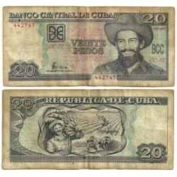 Cuba. 2001. 20 Pesos (RC)