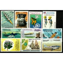Grenada. Lote variado