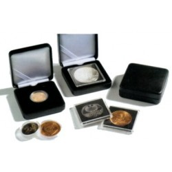 Estuche de metal para monedas NOBILE 36