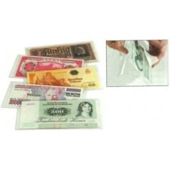 Fundas Protectras para billetes BASIC 210 (x50)