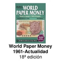 World Paper Money 1961-Hoy