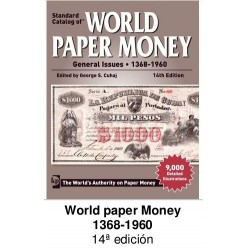 World Paper Money 1368-1960