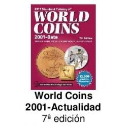 World Coins 2001-Hoy