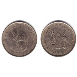 (67) Uganda. 1998. 100 Shillings (MBC-)