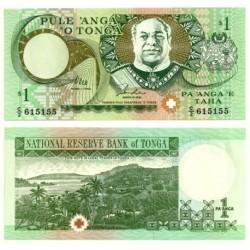(31a) Tonga. 1995. 1 Pa Anga (SC)