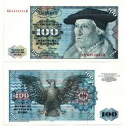 (34d) Alemania. 1980. 100 Mark (EBC)