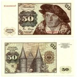 (33d) Alemania. 1980. 50 Mark (EBC)
