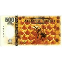 Atlantic Forest. 2016. 500 Aves Dollars (SC)
