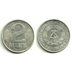Alemania Democrática. 1978(A). 2 Mark (EBC)