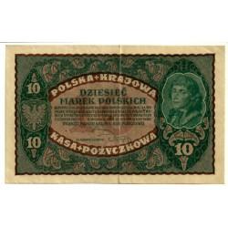(25) Polonia. 1919. 10 Marek (MBC)