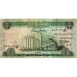 (61) Iraq. 1973. ¼ Dinar (BC)