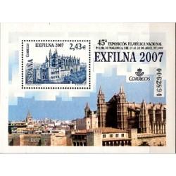 (4321) 2007. 2,43 Euro. EXFILNA 2007