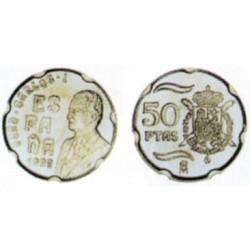 España. 2000. 50 Pesetas (SC)