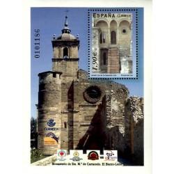 (4069) 2004. 1,90 Euro. Monasterio de Santa María de Carracedo
