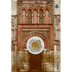 (4593) 2010. 2 Euro. Patrimonio Mundial. Mezquita Catedral de Córdoba