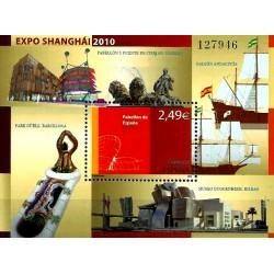 (4560) 2010. 2,49 Euro. Expo Shanghái