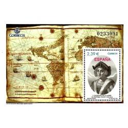(4234) 2006. 2,39 Euro. V Cent. de la muerte de Cristóbal Colón