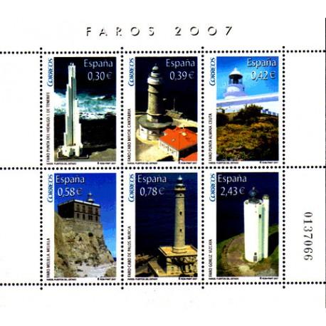 (4348) 2007. 0,30, 0,39, 0,42, 0,58, 0,78, 2,43 Euro. Faros
