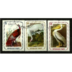 Haití. Serie mini. Aves