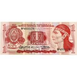 (68c) Honduras. 1989. 1 Lempira (SC)