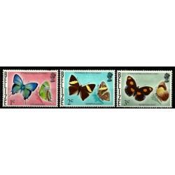 Belice. Serie Completa. Mariposas