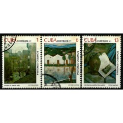 Cuba. 1979. Serie Mini. Pintores Cubanos
