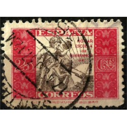 Hogar Escuela de Huerfanos. 1934. 25 Céntimos