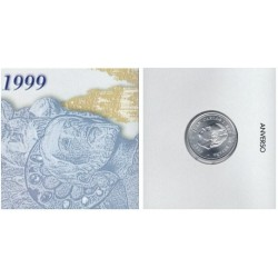 [1999] 2000 Pesetas (Proof)