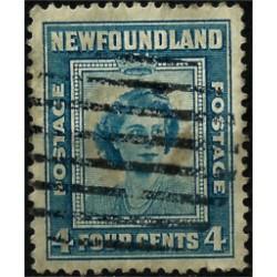Terranova y Labrador. 4 Cents (Usado)
