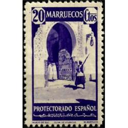 Protectorado de Marruecos. 1940. 20 Cénitmos. Palacio de Sat (Nuevo)