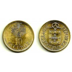 (633) Portugal. 1998. 10 Escudos (SC)