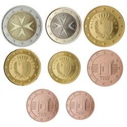 Malta 2008 Serie Completa (8 Valores) (SC)