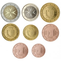 Malta 2012 Serie Completa (8 Valores) (SC)