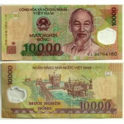(119a) Viet Nam. 2006. 10000 Dong (MBC+)